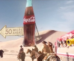 Coca-Cola's Super Bowl Game Plan
