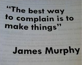 Quit Complaining and Do Something