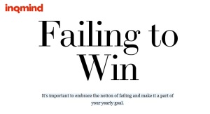 1.9.13 Failing to Win