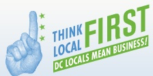 Think Local First: DC