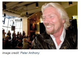 Richard Branson on Why Money Isn't Everything