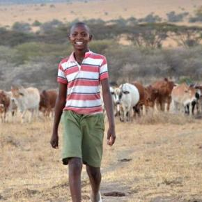 Richard Turere (age 13): My Invention That Outsmarted Lions
