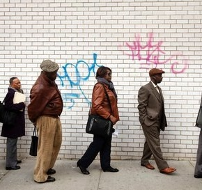 How Social Networks Drive BlackUnemployment