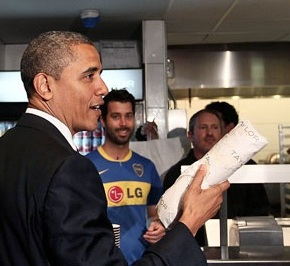 Becoming Obama's Favorite Lunch Spot