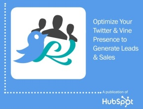 Tool of the Day: How To Attract Customers With Twitter And Vine (FreeE-Book)