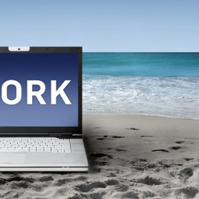 How to Work While On Vacation (Without Going Crazy)