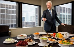 Bill Clinton Explains Why He Became a Vegan