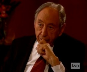 Alvin Toffler On How Tomorrow's Wealth Will Be Created