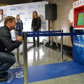 Fitness Campaign Trades Squats For SubwayRides