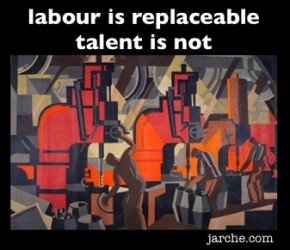 Talent vs Labour