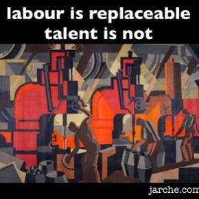 Talent vs Labour