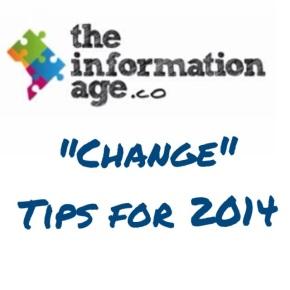 "#TipsFor2014 – ""Change"""