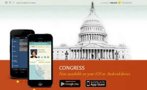 Tool of the Day: Congress App