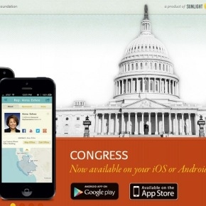Tool of the Day: CongressApp