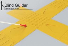 RFID Sidewalks Could Help The Blind Find Their WayAround
