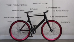 Vanhawks Valour is the World's First ConnectedBike