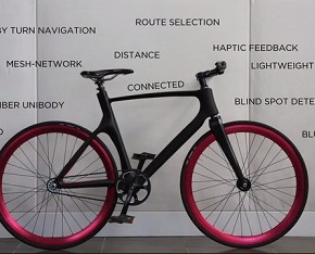 Vanhawks Valour is the World's First Connected Bike