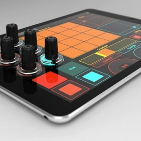 Stick-on Knobs Let iPad DJs Mix With Physical Dials