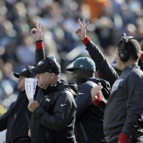The Philadelphia Eagles' Secret Coaches: Professors