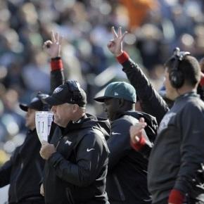The Philadelphia Eagles' Secret Coaches:Professors