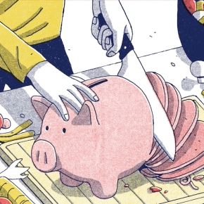 How to Save Money When You're Young, Dumb, andBroke