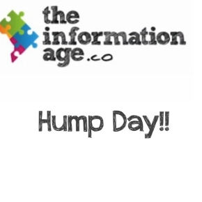 """Happy Hump Day"""