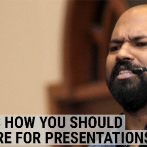How a World Champion of Public Speaking Prepares ForPresentations