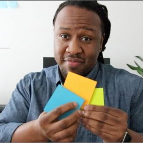 How To Use Post-It Notes To Organize And Bring Your Ideas ToLife