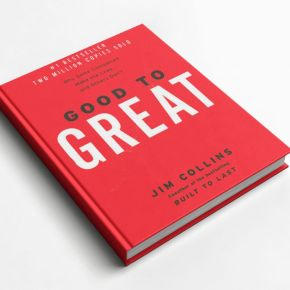 "Book Review: ""Good to Great"""
