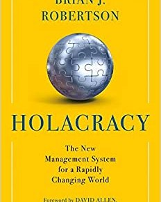 "Book Review: ""Holacracy"""