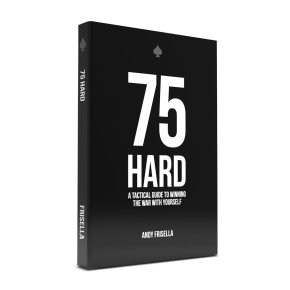 """Book Review: """"75Hard"""""""